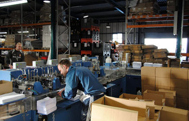 Lake Image Systems Factory