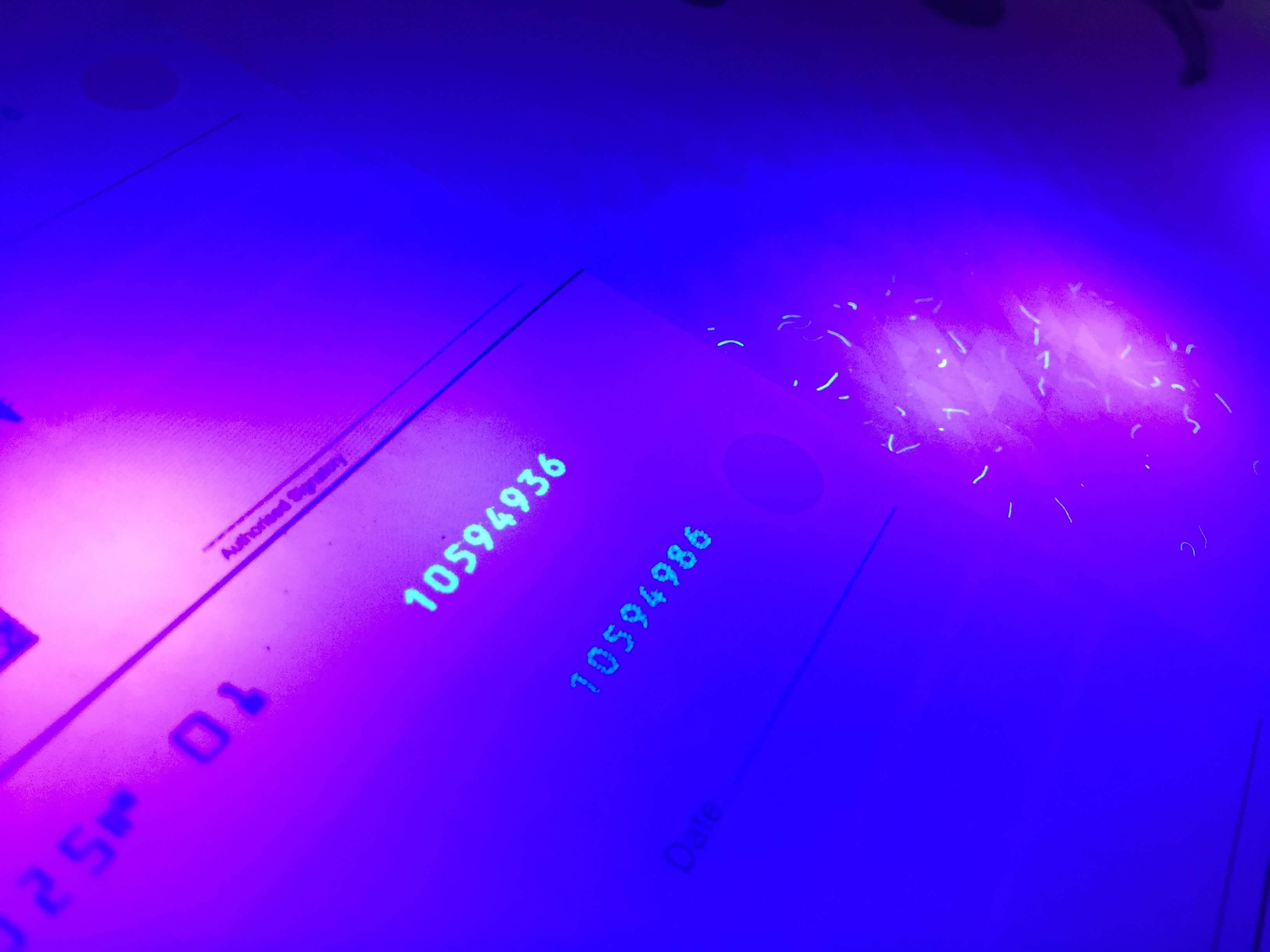 UV Numbering 2