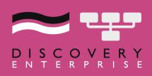 Discovery Enterprise Logo