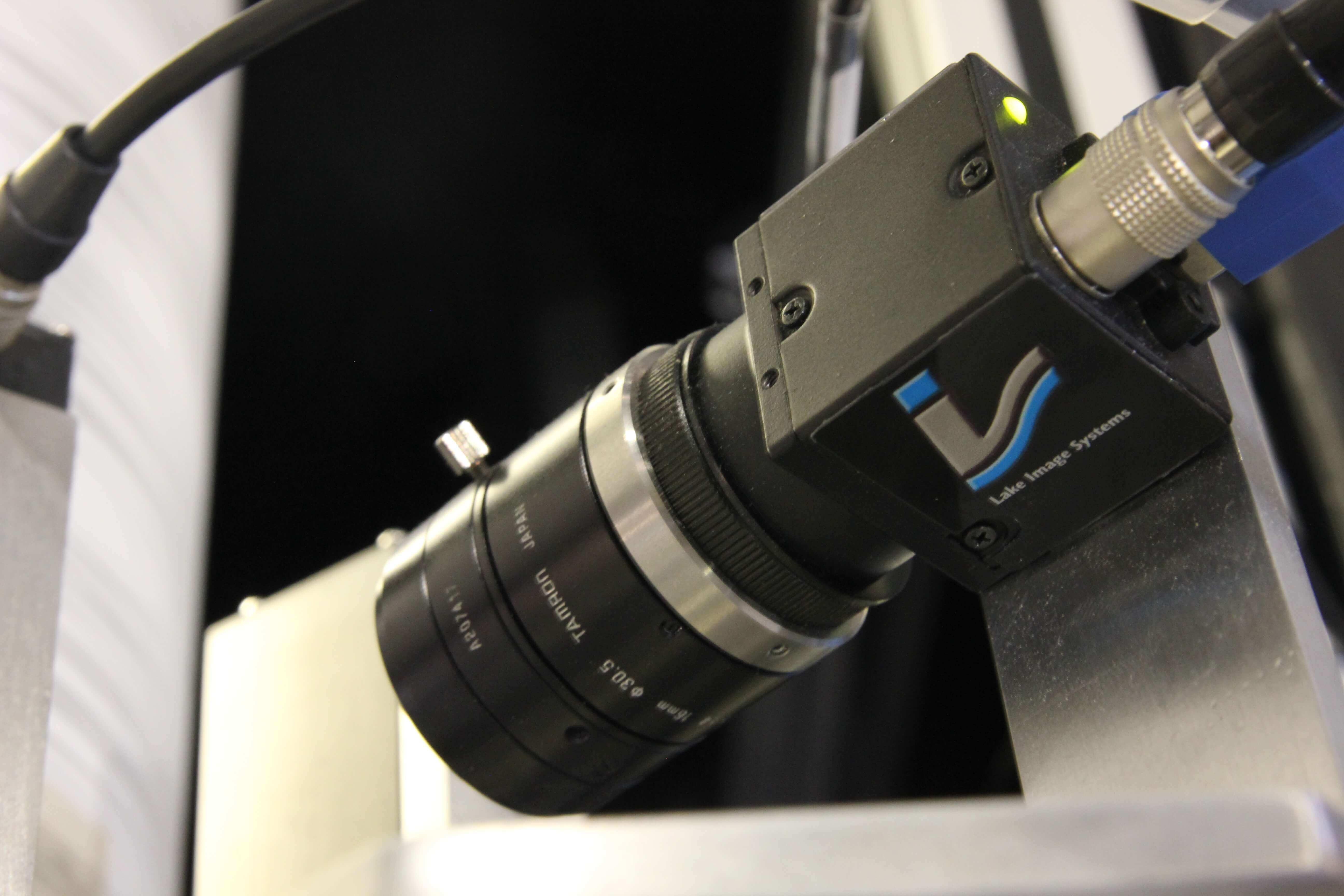 GE1200 Camera
