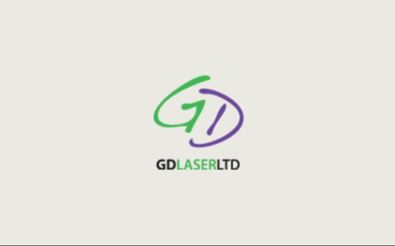 GD Laser Logo