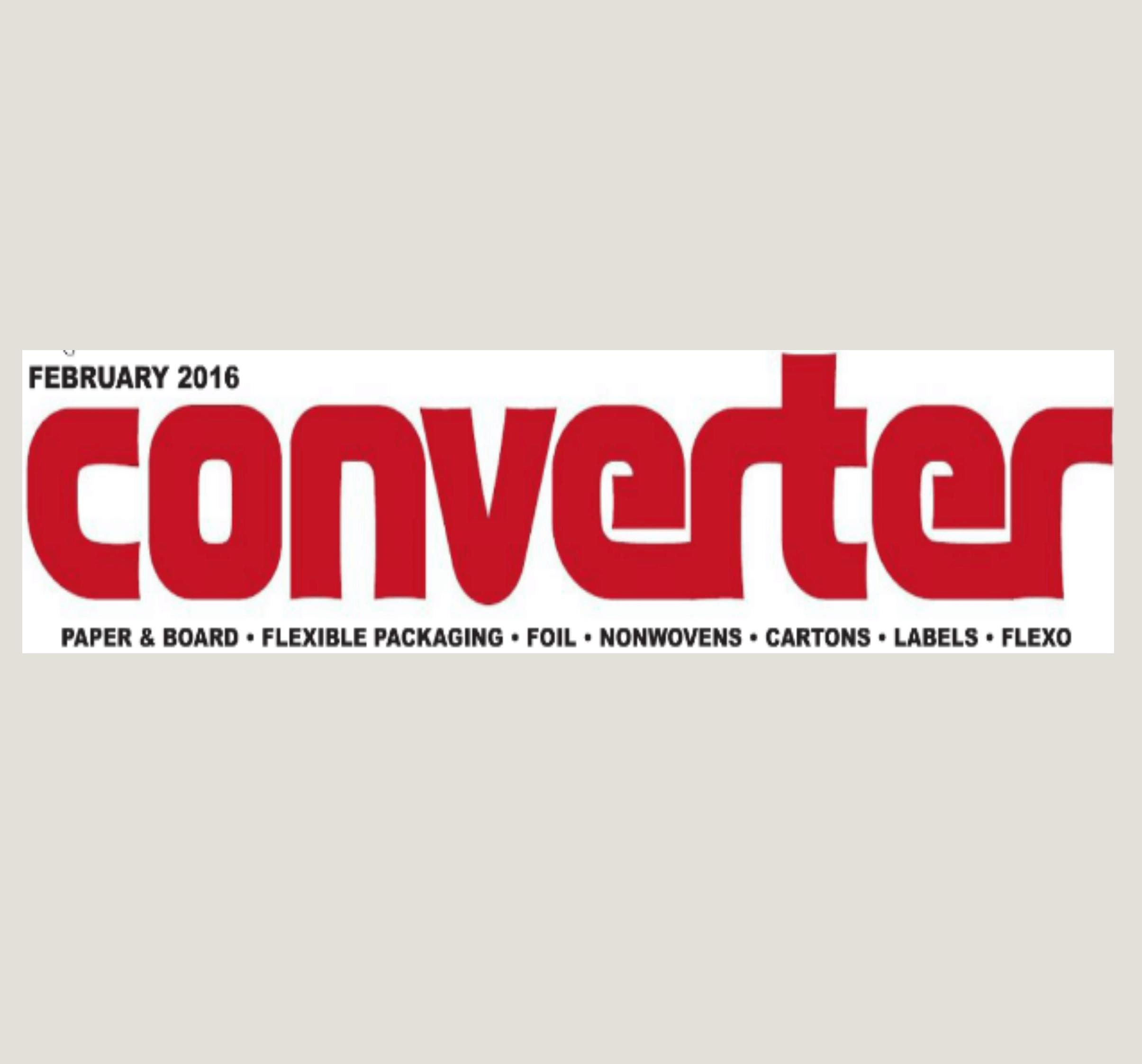 Converter Magazine Logo