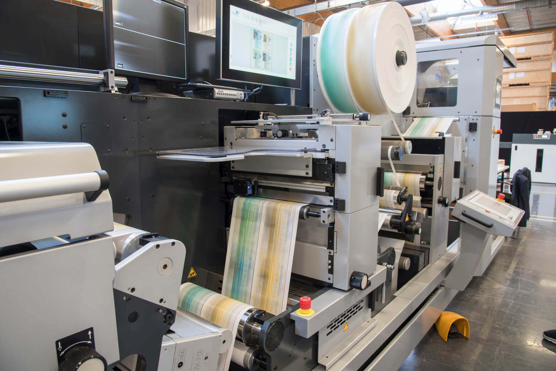 Comprehensive Static & Variable Print Quality Inspection | Lake Image