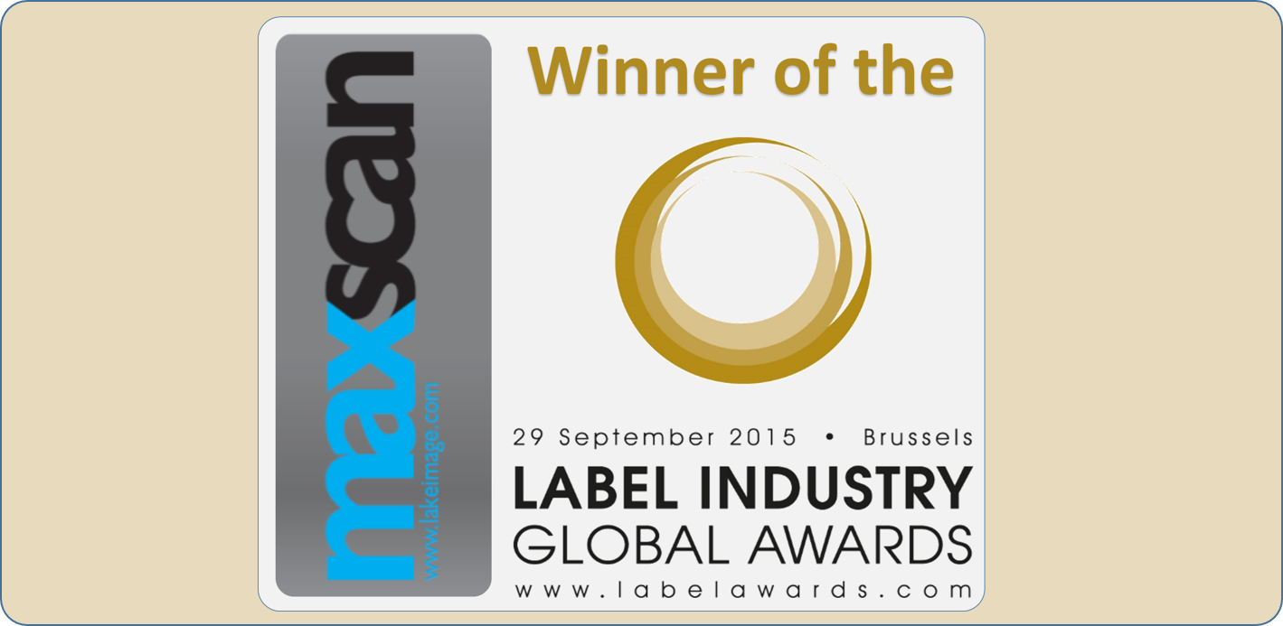 Label Industry Global Award 2015