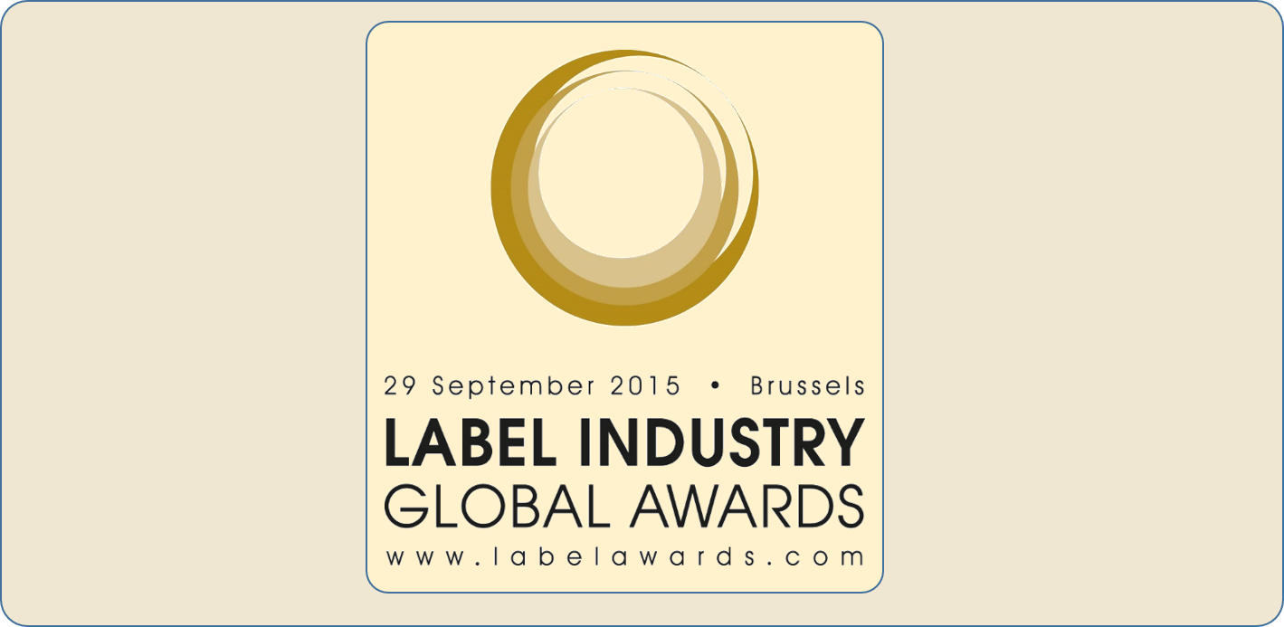 Label Industry Global Award 2015 2