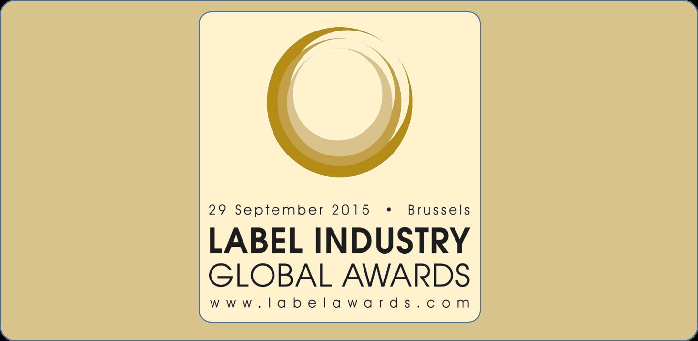Label Industry Global Award 2015 2