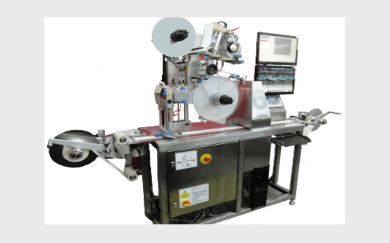 Integrated Labelling Machine