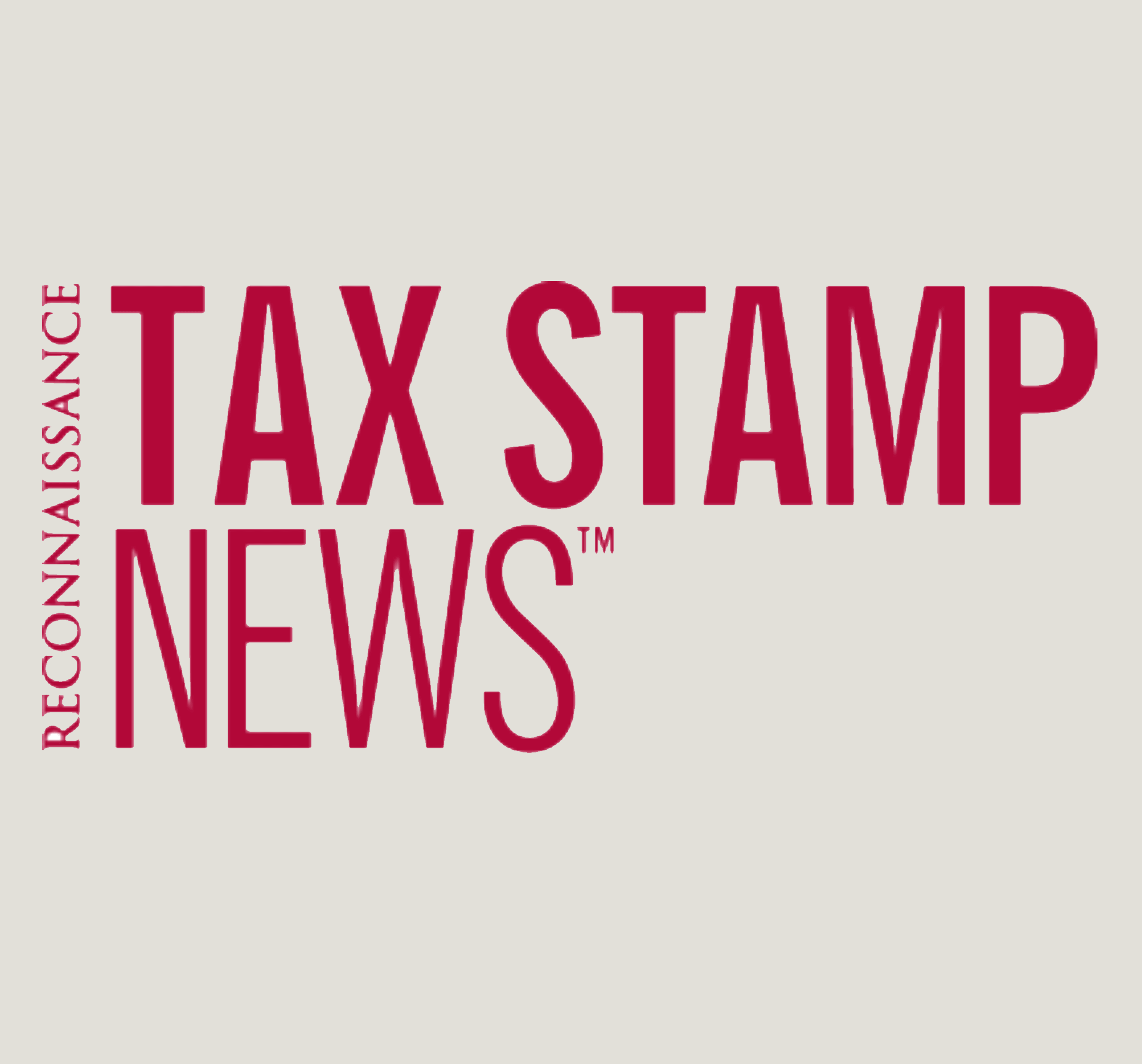 Tax Stamp News Logo