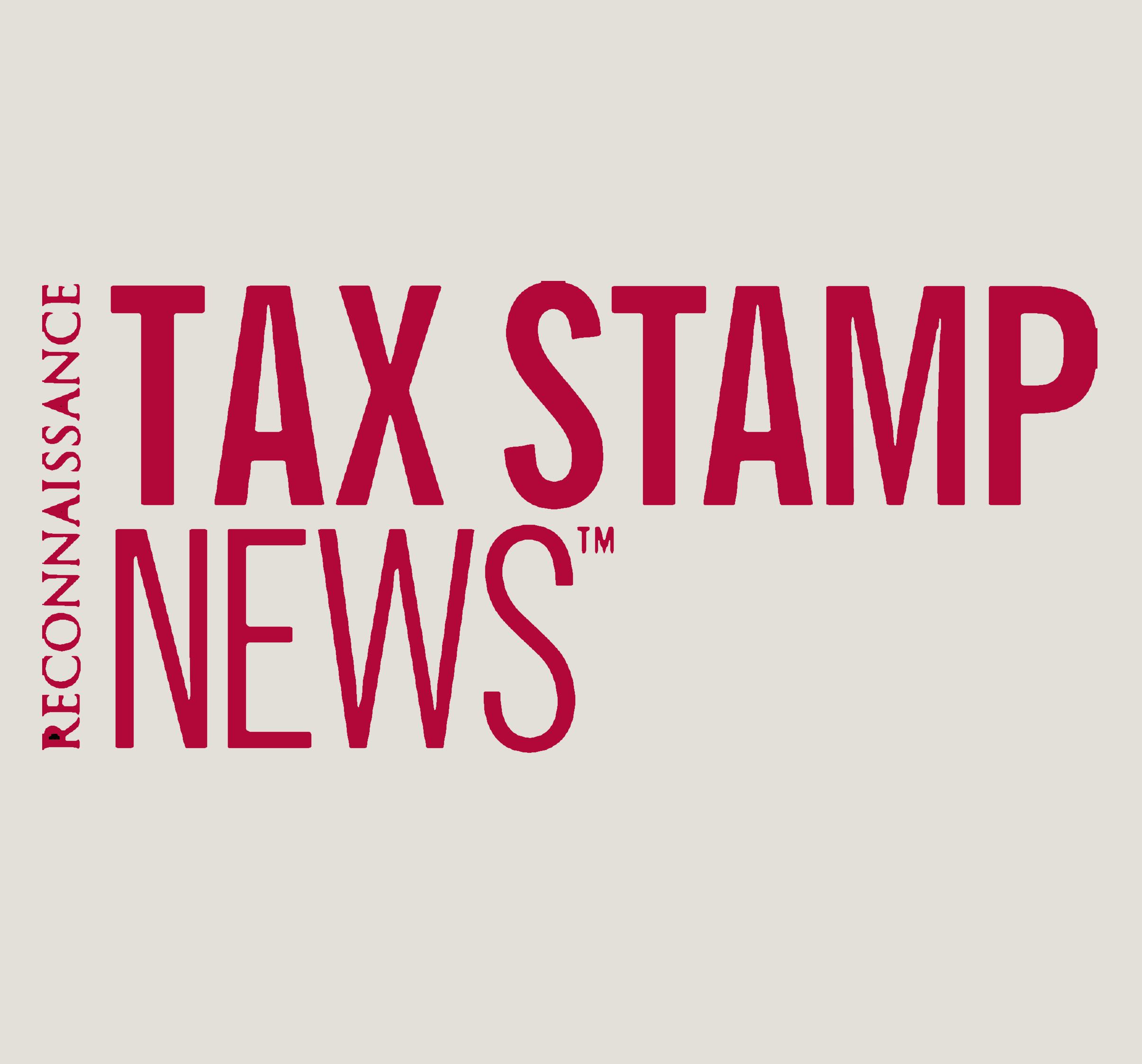 Tax Stamp News Logo